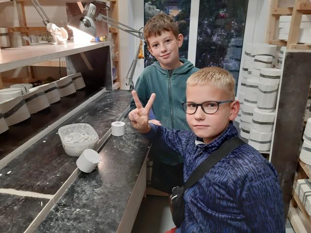 Ekskursija Piebalgas porcelāna darbnīcā un Gardenia Eco sveču darbnīcā